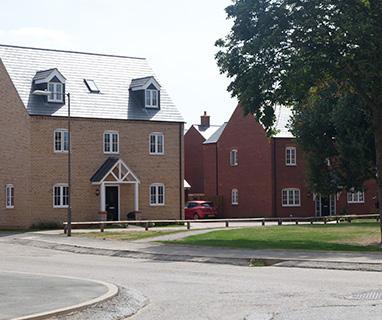 Bellway Homes - Berryfields, Aylesbury
